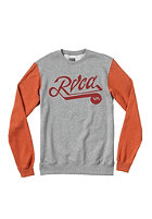RVCA Inscribe Crew athletic/red