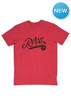 RVCA Inscribe red