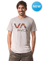 RVCA Jungle S/S T-Shirt cool grey