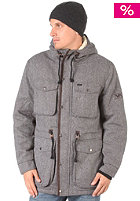 RVCA Long Ford Jacket brown