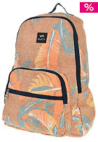 RVCA Nine Backpack leather brown