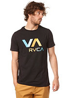 RVCA NW Colors S/S T-Shirt black