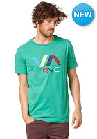 RVCA NW Colors S/S T-Shirt kelly green