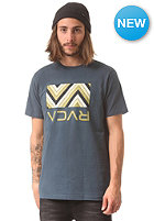 RVCA Pattern Box S/S T-Shirt midnight