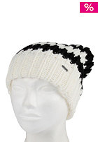 RVCA Peace Stripe Beanie vintage white/black