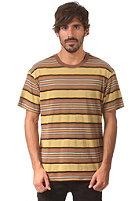 RVCA Prospect Street S/S T-Shirt cocoa