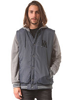 RVCA Puffer Stadium Sweat midnight