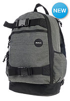 RVCA Push Skate Backpack dark charcoal