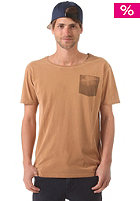RVCA Reverse Pocket S/S T-Shirt gazelle