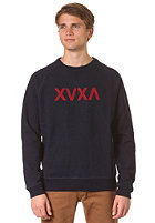 RVCA Reverse Sweat blue depth