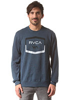 RVCA Rounded Hex blue thunder