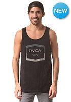 RVCA Rounded Hex Tank Top black