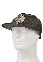 RVCA Rvca Brother Nylon Cap camo
