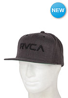 RVCA RVCA Twill Snapback Cap charcoal heathe
