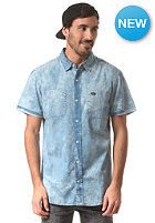 RVCA Salt Bath S/S Shirt indigo