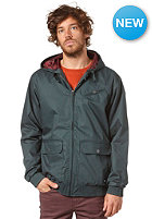 RVCA Sil III Windbreaker Jacket dark spruce