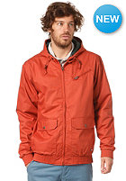 RVCA Sil III Windbreaker Jacket fireclay