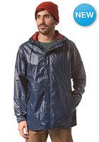 RVCA Skyhook Slicker Jacket indigo