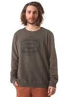 RVCA Snake Oil Crew Sweat coalmine