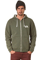 RVCA Storm Knit Jacket pine grove