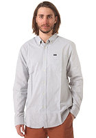RVCA That'll Do L/S Shirt miner grey