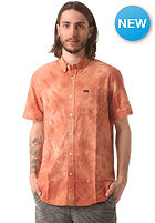 RVCA That'll Do Overdye S/S Shirt ketchup