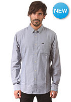 RVCA That'll Do Oxford L/S Shirt distant blue