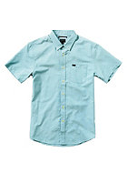 RVCA That'll Do Oxford S/S peacock
