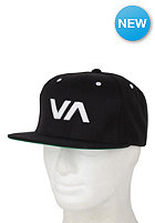 RVCA VA Starter Snapback Cap black/white