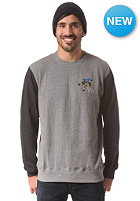 RVCA Wolfy grey noise