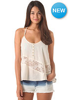RVCA Womens Arrowic Top vintage white