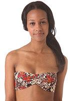 RVCA Womens Bastian Bikini Top grenadine print