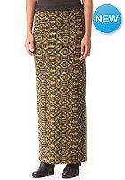 RVCA Womens Berenice Skirt citron