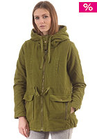 RVCA Womens Camp Jacket avocado