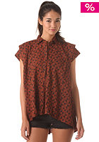 RVCA Womens Chipper L/S Shirt coconut
