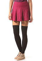 RVCA Womens Cyndi Skirt plumberry