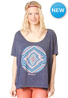 RVCA Womens Electric Eye S/S T-Shirt ink