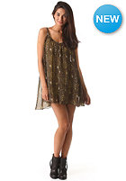 RVCA Womens Garden Dress willow