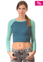 RVCA Womens Gwyn Jumper northern blue