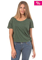 RVCA Womens Heavy Days Top cypress