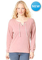 RVCA Womens Jade Sweat berry crush