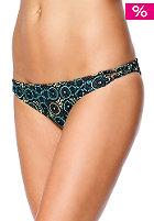 RVCA Womens Khat Bikini Pant seagreen print