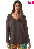 RVCA Womens Lengths Jumper black haze