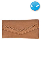 RVCA Womens Lulua Wallet tan