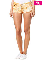 RVCA Womens Mind Traveler Chino Short tan