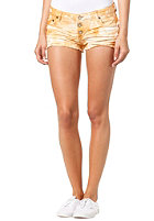 RVCA Womens Mind Traveler Chino Shorts tan