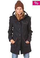 RVCA Womens Night Coming Jacket navy