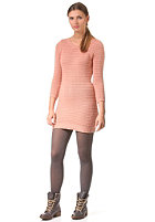 RVCA Womens Tori Dress rustic rose