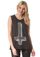 RVCA Womens Trust S/S T-Shirt black