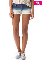 RVCA Womens Waterside Short bleach dip